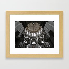 St. Marys Cathedral Framed Art Print