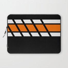 Team Colors 4...Orange Laptop Sleeve
