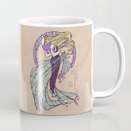 Spider Nouveau Coffee Mug
