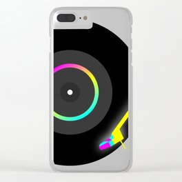Turn the Table Clear iPhone Case