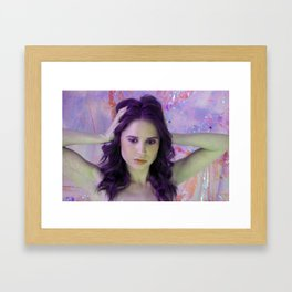 The More You Know Framed Art Print