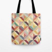 geo Tote Bags featuring Geo by Hooray Creative