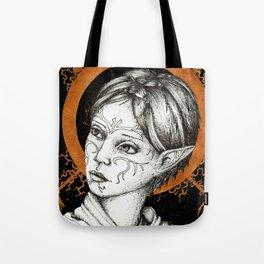 Ladies of Dragon Age: Merrill Tote Bag
