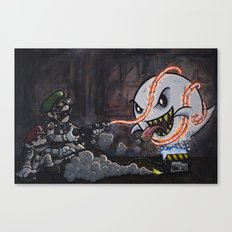 BooBusters Canvas Print