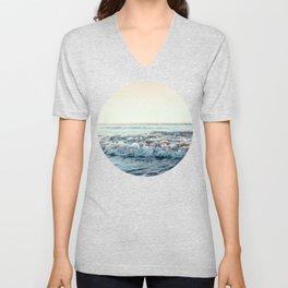 Pacific Ocean Unisex V-Neck