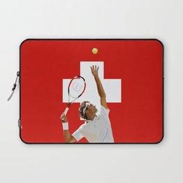 Roger Federer | Tennis Laptop Sleeve