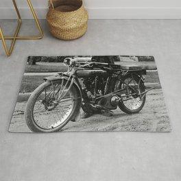 Grandpa's Cyclone Motorcycle Rug