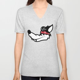 Sleepy Unisex V-Neck