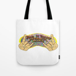 Park It Yourself! Tote Bag