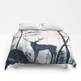 Silhouette Comforters