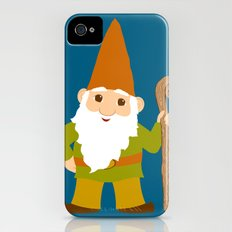 gnome sweet gnome iPhone (4, 4s) Slim Case