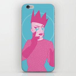 Sasha Velour iPhone Skin