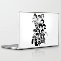 trex Laptop & iPad Skins featuring Under the Influence #2 by Emilythepemily  by Emilythepemily