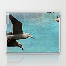 Hurry up! Laptop & iPad Skin