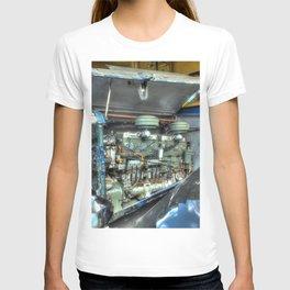 Guy Arab Bus Engine T-shirt
