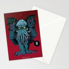 The Most Merciful Thing Stationery Cards