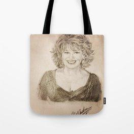 Joy Behar Tote Bag