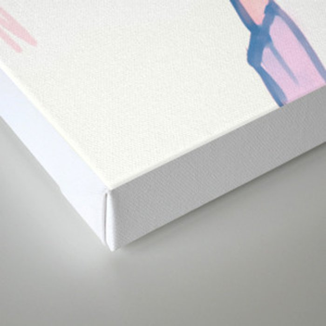 B L O O M Canvas Print