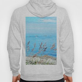 Circle of Rocks and the Tall Grass Hoody