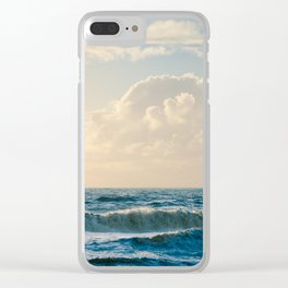 Free to Be Clear iPhone Case