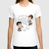 glee T-shirts featuring The Sound Of Love by Sunshunes