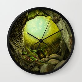Welcome to fairytale Wall Clock