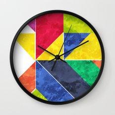 GeoAfricanHeat Wall Clock