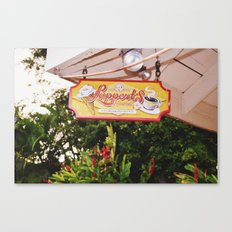 Lappert's,  Kauai  Canvas Print
