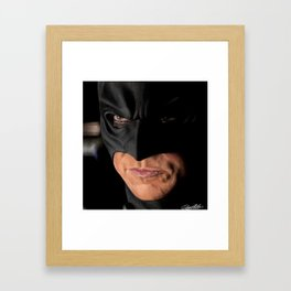 Bale  Framed Art Print