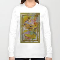 verse Long Sleeve T-shirts featuring Psalm 111 Verse 10 by ArtistsWorks