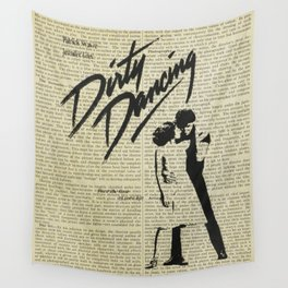 Dirty Dancing Wall Tapestry