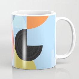 Abstract Composition 624 Coffee Mug
