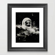 Intercatlactic Framed Art Print