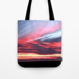 California Sunset III Tote Bag