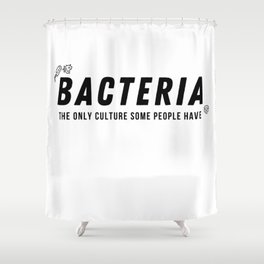 Cool Funny Biology Quote Meme Teacher Student Gift Shower Curtain