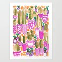 Sorority Plants by paigelindseydesign