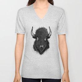 American Buffalo Unisex V-Neck