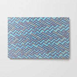 Fishbone Metal Print