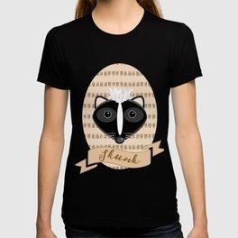 Mademoiselle Skunk T-shirt