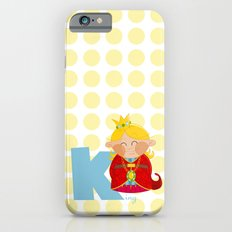 k for king iPhone 6s Slim Case