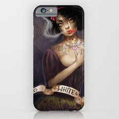 not so white, snow white iPhone 6s Slim Case