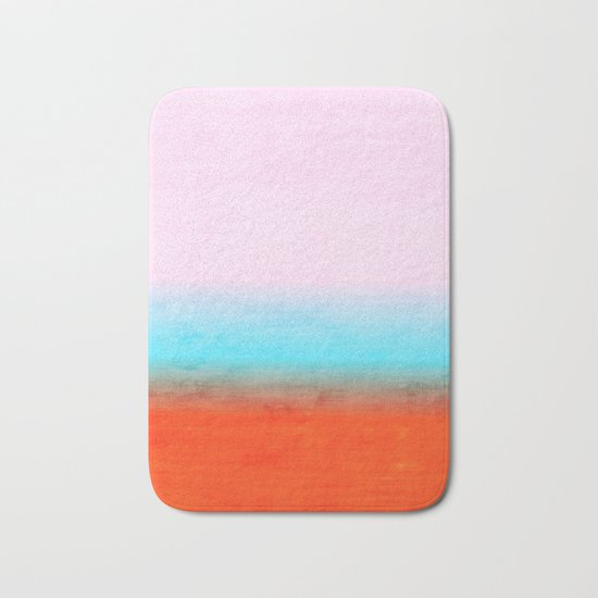 Number 3 Bath Mat