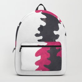 5 // I AM ATTACHED   |MATISSE INSPIRED Backpack