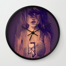 EPHEMERAL Wall Clock