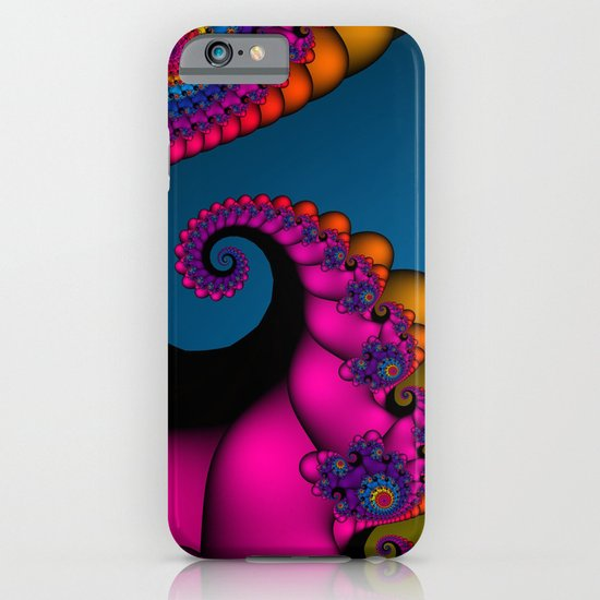 polychromatic dreams iPhone & iPod Case