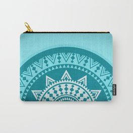 Geometric Dynamics Carry-All Pouch