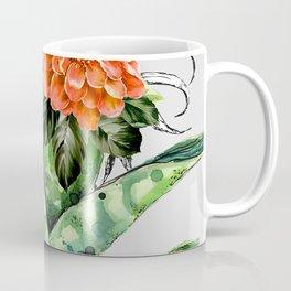 Collage of florid nature Coffee Mug