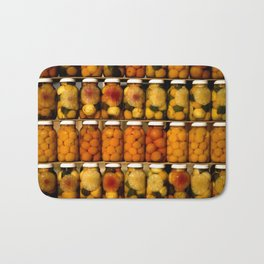 Sweet fruits Bath Mat