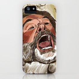 Bone Tomahawk iPhone Case