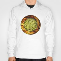 pasta Hoodies featuring Pasta + Beans by romano